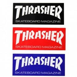 Autocolantes Thrasher Skatemag