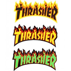 Autocolantes Thrasher Flame Logo
