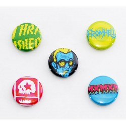 Pins Thrasher (pack)