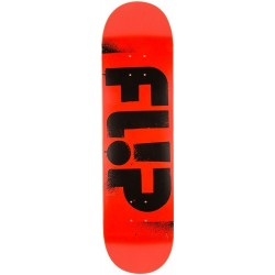 "Tábua Flip Odyssey Stencil Red - 8.13"""""