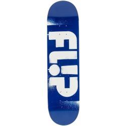 """Tábua Flip Odyssey Stencil Blue - 8.0"""""""""""