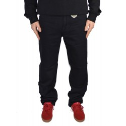 Calças Independent Hewitt Drain Rat Relaxed Fit - Black