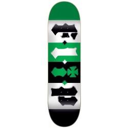 "Tábua Flip HKD Stripes Green - 8.25"""""