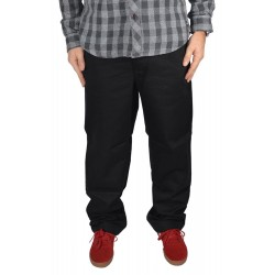 Calças Independent Richie Relaxed Fit - Black