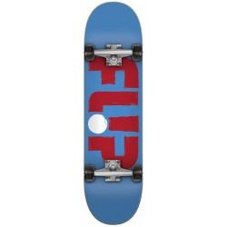 "Skate Completo Flip - Odyssey Stroked Blue - 7.5"""""