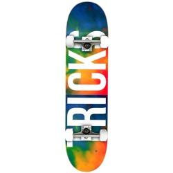 """Skate Completo Tricks Hippie - 7.75"""""""""""