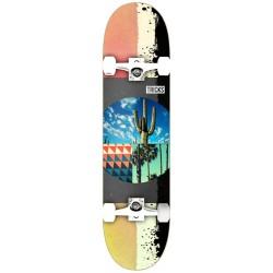"Skate Completo Tricks Cactus - 8.0"""""