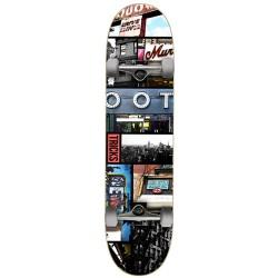 """Skate Completo Tricks Bronx - 8.0"""""""""""