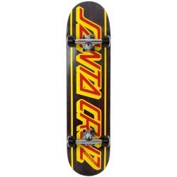 "Skate Completo Santa Cruz Strip - 7.8"""""