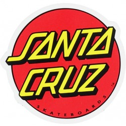 "Auto-colantes Santa Cruz Classic Dot - 3"""""
