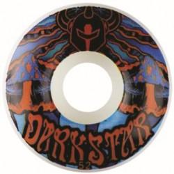 Rodas Darkstar Trippy Red Blue - 52mm