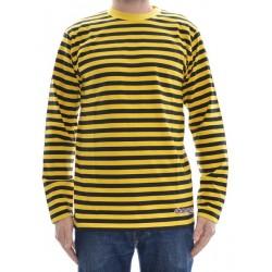 Longsleeve Clean Spirit Stripes - Yellow
