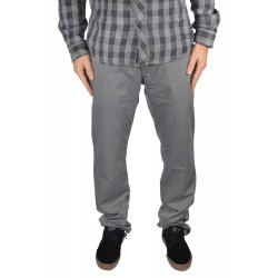 Calças Independent Chino Classic Fit - Charcoal