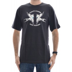T-Shirt Consolidated Birds Of A Feather - Black