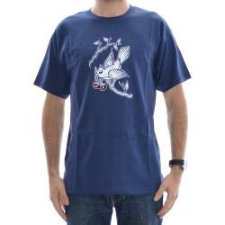 T-Shirt Consolidated Bird - Navy