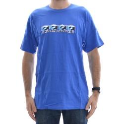 T-Shirt Consolidated 4 Cubes - Royal