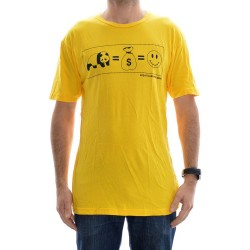T-Shirt Enjoi Business Plan - Yellow