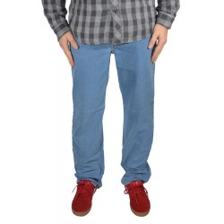 Calças Independent Faction 129 Slim Fit - Vintage Blue