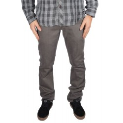 Calças Independent Folk 129 Slim Fit - Charcoal
