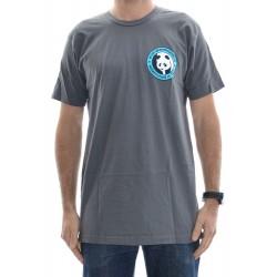 T-Shirt Enjoi Established - Charcoal
