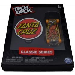 Fingerboard Tech Deck Classic Santa Cruz Steve Alba Tiger