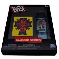 Fingerboard Tech Deck Classic Dog Town Blue