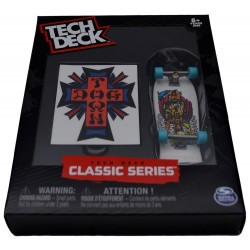 Fingerboard Tech Deck Classic Dog Town White