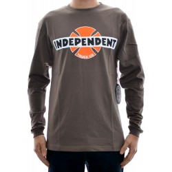 Longsleeve Independent 78 BC - Brown