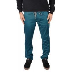 Calças Enjoi Runway Slim Fit - Turquoise
