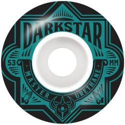 Rodas Darkstar Section Aqua - 53mm