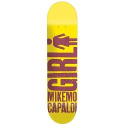 """Tábua Girl Mike Mo Grain - 7.875"""""""