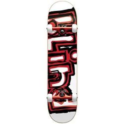 "Skate Completo Blind Matte OG Logo Red - 7.75"""""