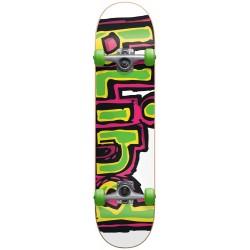 """Skate Completo Blind Matte OG Logo Neon (Youth) - 7.0"""""""""""