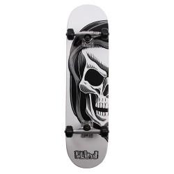 """Skate Completo Blind Reaper Split White - 7.75"""""""""""