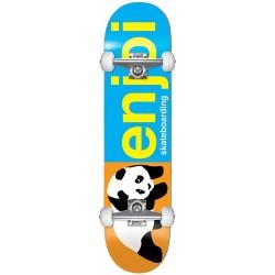 """Skate Completo Enjoi Half and Half Blue - 8.0"""""""""""