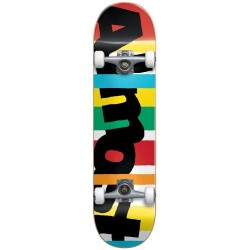 "Skate Completo Almost Stripe Out Youth - 7.25"""" (Mid)"