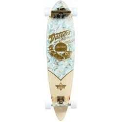 """Longboard Dusters Cruisin Kalea White Gold - 37"""""""""""