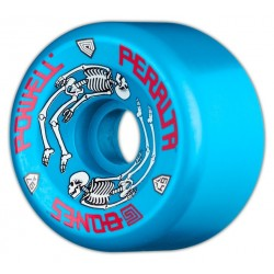 Rodas Powell G-Bones Blue - 64mm 97a