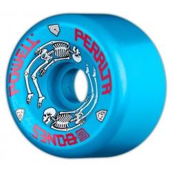 Rodas Powell G-Bones Blue - 64mm 97a