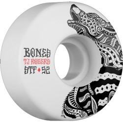 Rodas Bones Tj Rogers Wolf Street Tech Formula™ (STF) V3 - 52mm 83b