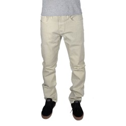 Calças Enjoi 5 pocket Denim Slim Fit - Ash Grey
