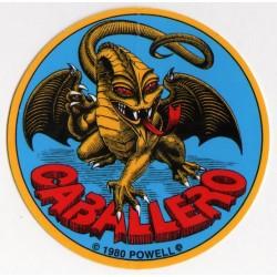 Autocolantes Powell Peralta Steve Caballero OG Dragon