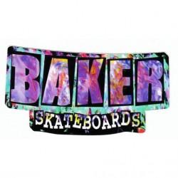 Autocolantes Baker Brand Logo Finger Paint