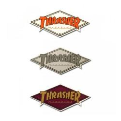 Autocolante Thrasher Diamond