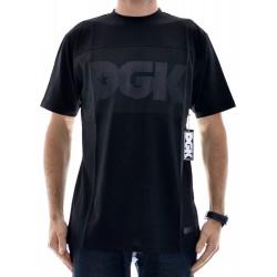 T-Shirt DGK Flight Custom Jersey - Black