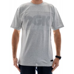 T-Shirt DGK Flight Custom Jersey - Athletic Heather