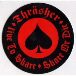 Autocolantes Thrasher Oath