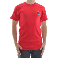 T-Shirt Powell Peralta Banner Dragon - Red