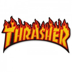 Remendo Thrasher Flame