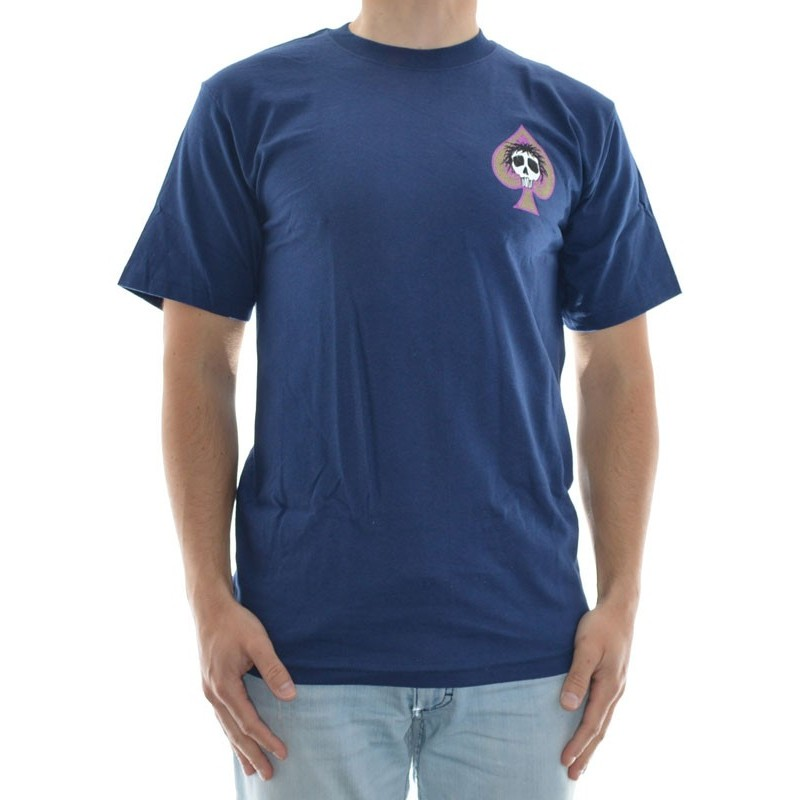 T-Shirt Powell Peralta Steve Steadham Ace - Navy